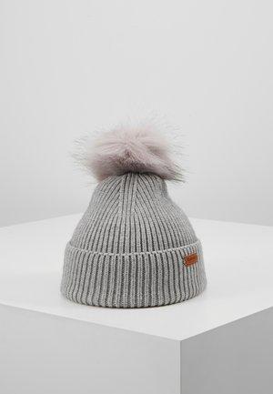 DOVER POM - Mütze - grey
