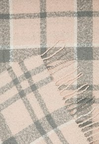 Barbour - TARTAN SCARF - Scarf - pink/grey - 2