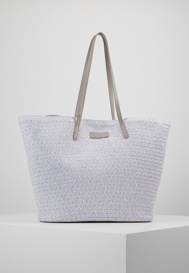 COOPER TOTE - Handbag - platinum