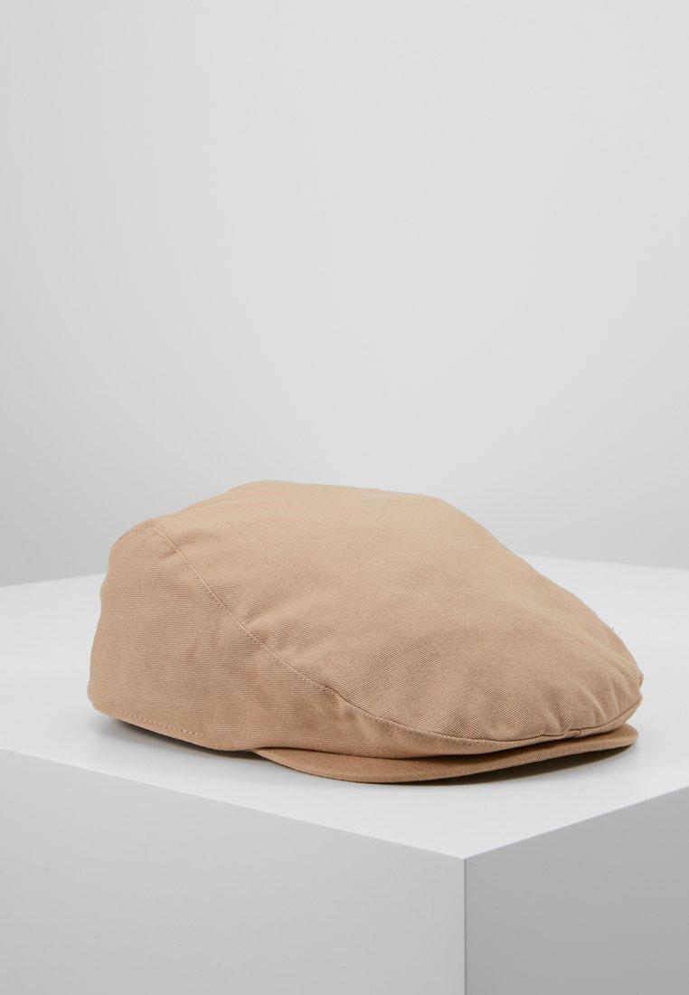 Barbour - FINNEAN CAP - Bonnet - stone