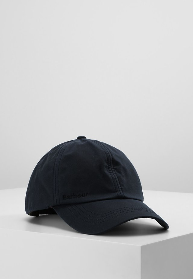 PRESTBURY SPORTS CAP - Pet - navy rustic