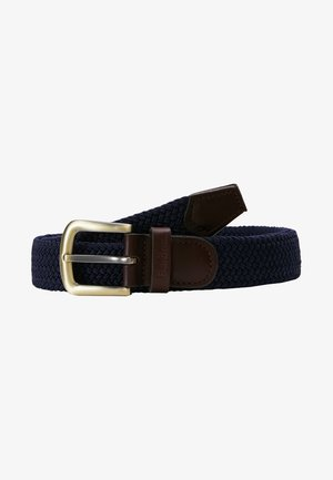 WEBBING BELT - Belt - navy