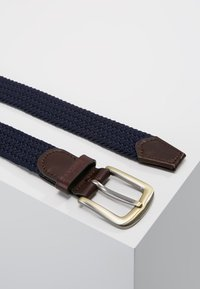 Barbour - WEBBING BELT - Belt - navy - 2