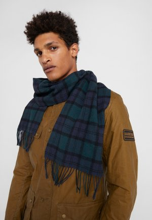 TARTAN SCARF - Sjaal - black watch