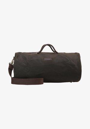 Weekend bag - olive