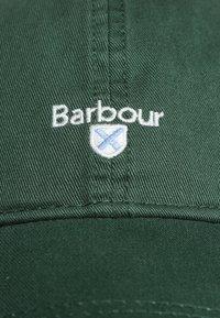 Barbour - CASCADE SPORTS - Kšiltovka - racing green - 6
