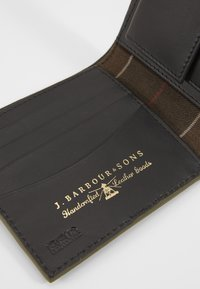 Barbour - GRAIN  WALLET - Peněženka - black - 2