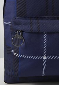 Barbour - TARTAN BACKPACK - Rucksack - ink - 4