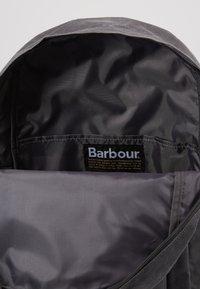 Barbour - EADAN BACKPACK - Batoh - grey - 4
