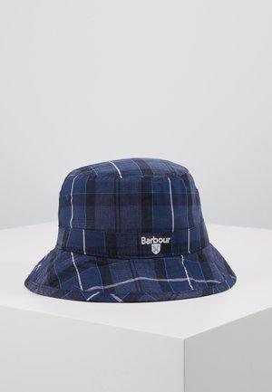 TARTAN BUCKET HAT - Hat - ink