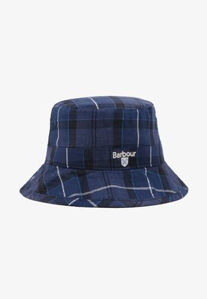 TARTAN BUCKET HAT - Hat - ink