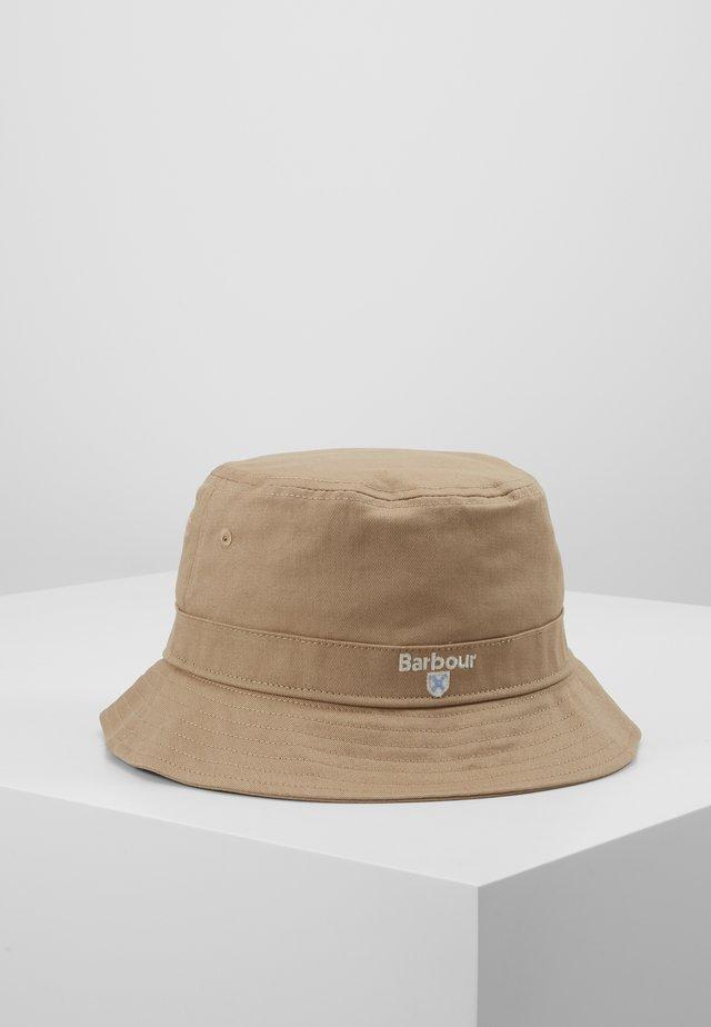 CASCADE BUCKET HAT - Klobouk - stone