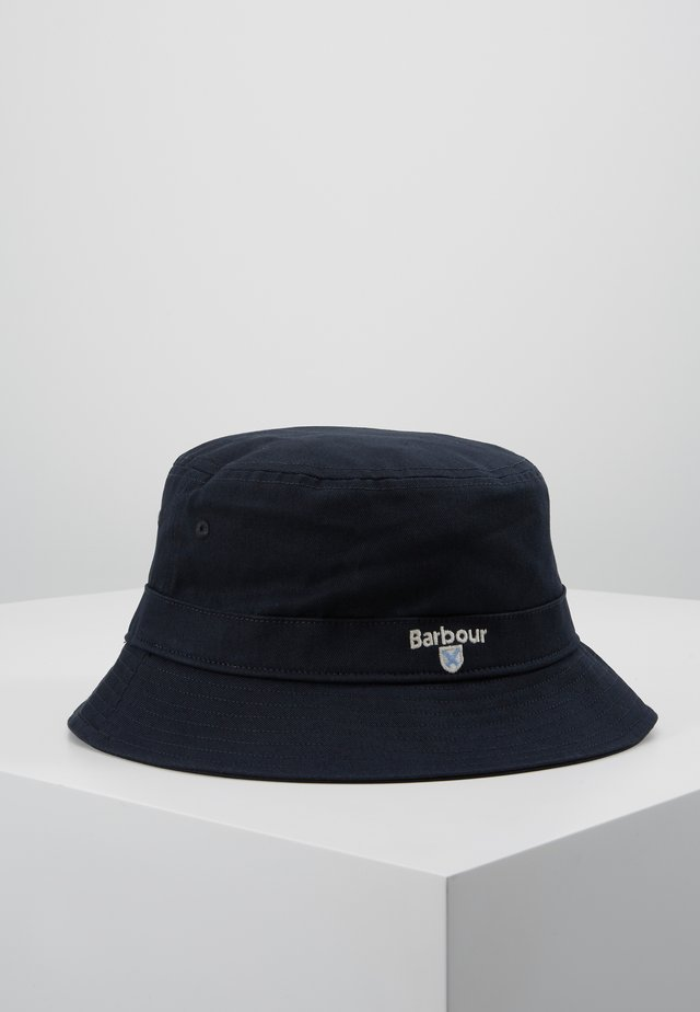 CASCADE BUCKET HAT - Hut - navy