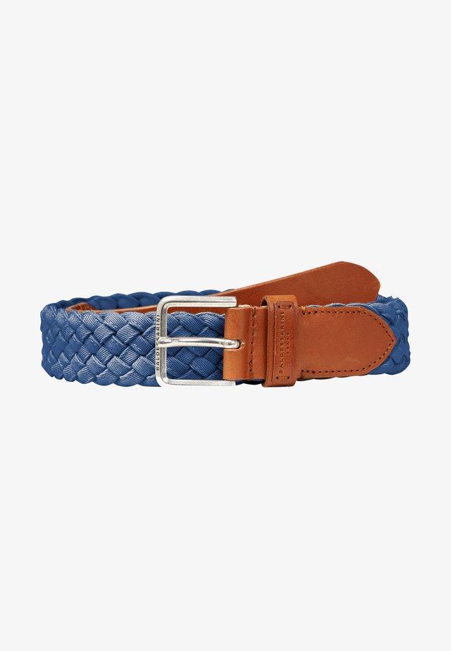 Gürtel - light blue