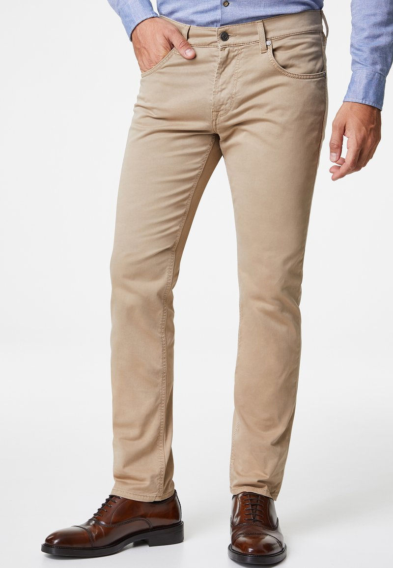 Baldessarini - Slim fit jeans - beige