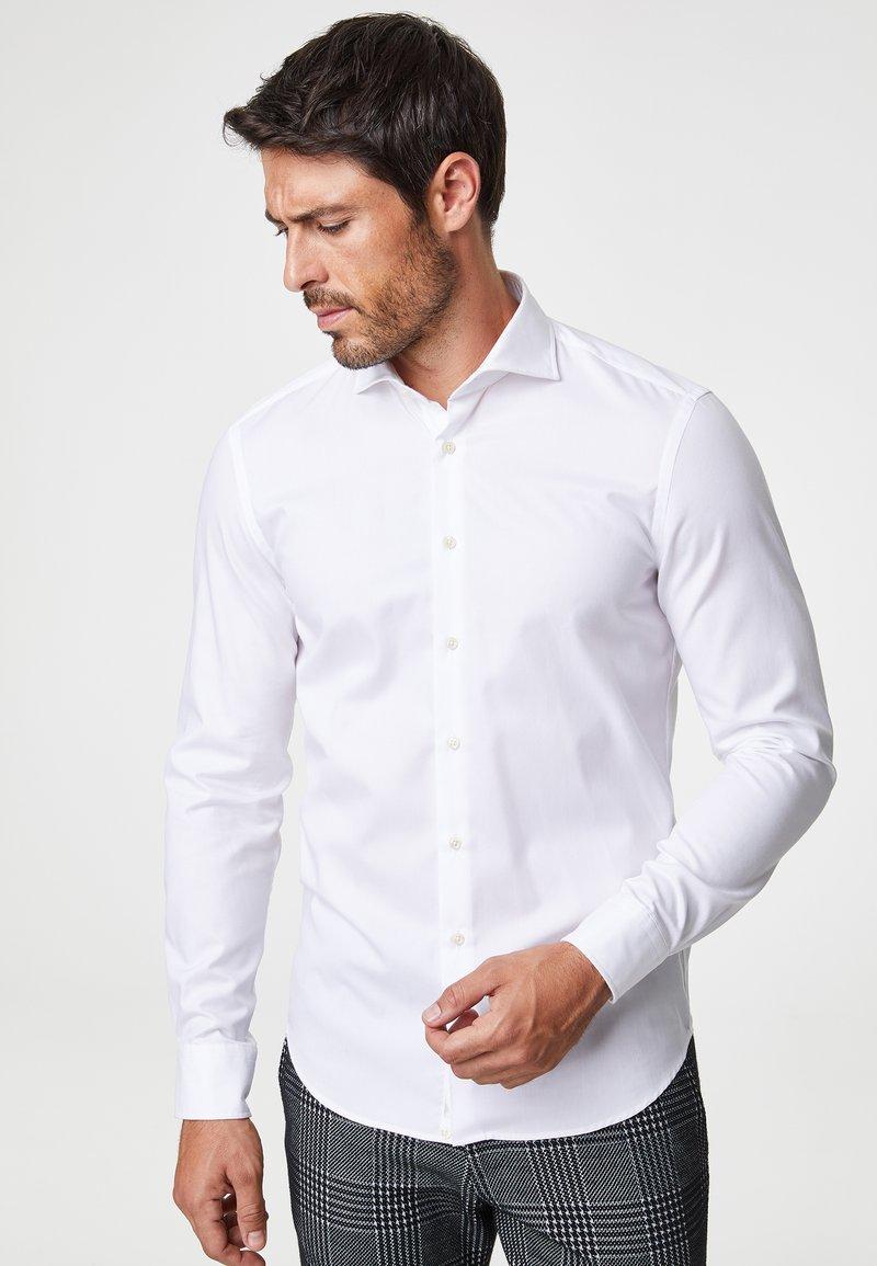 Baldessarini - Formal shirt - white