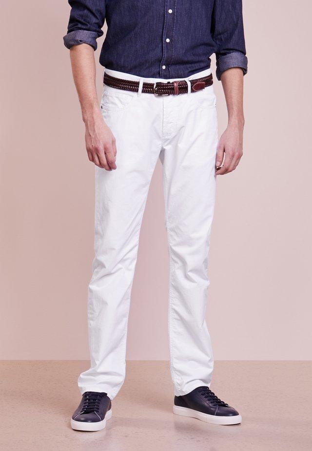 JACK - Džíny Straight Fit - white