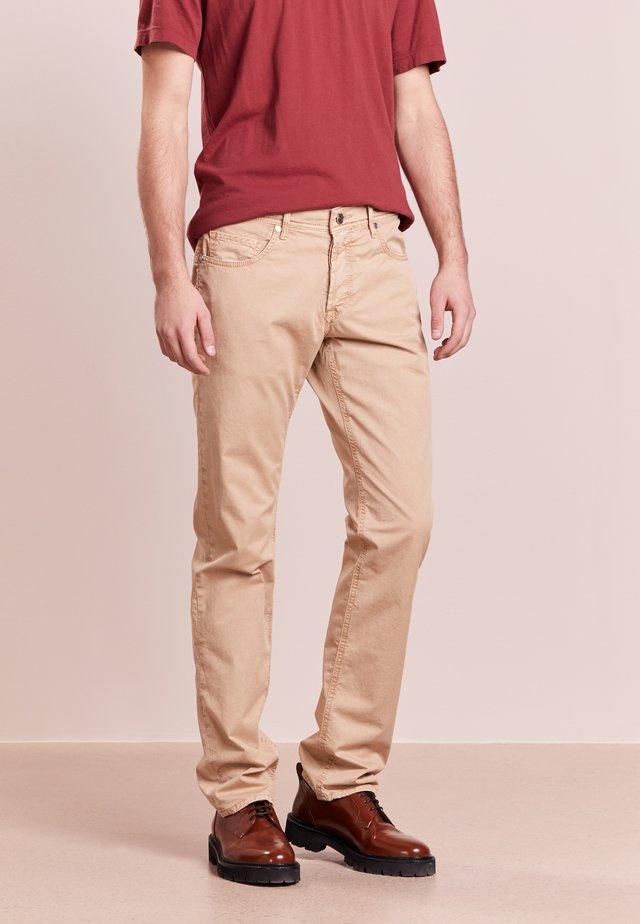 JACK - Džíny Straight Fit - beige