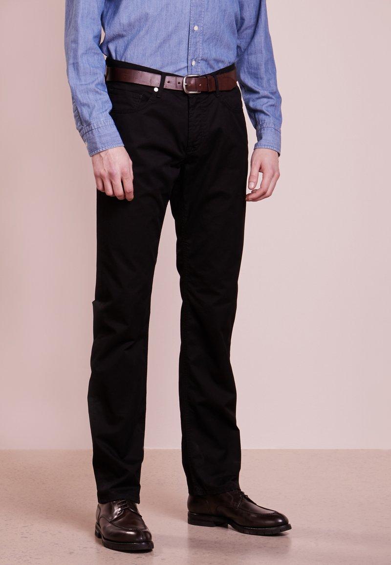 Baldessarini - JACK - Jeans a sigaretta - schwarz