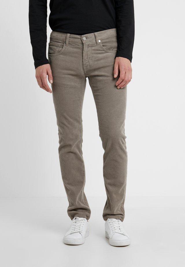 JOHN - Kalhoty - beige