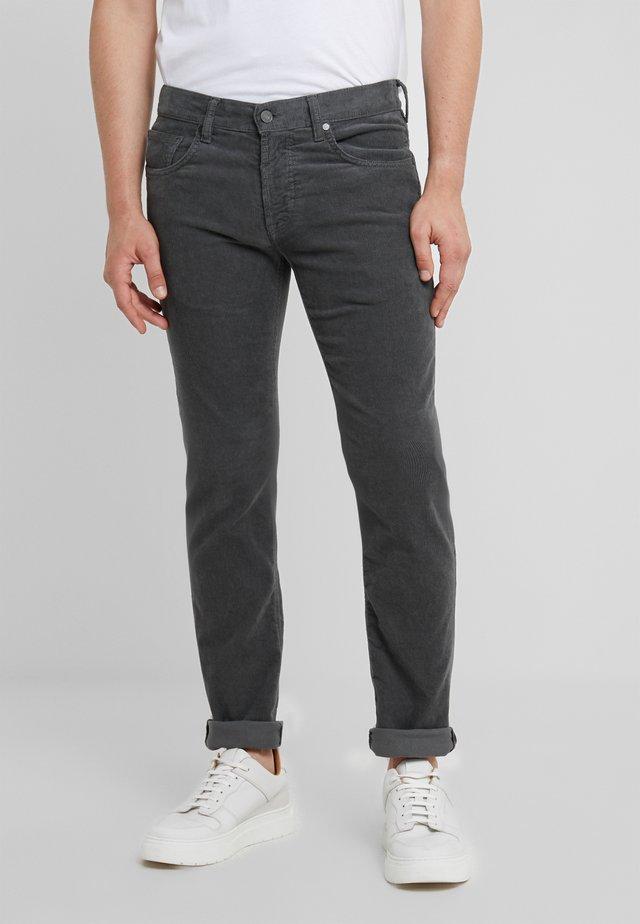JOHN - Kalhoty - grey