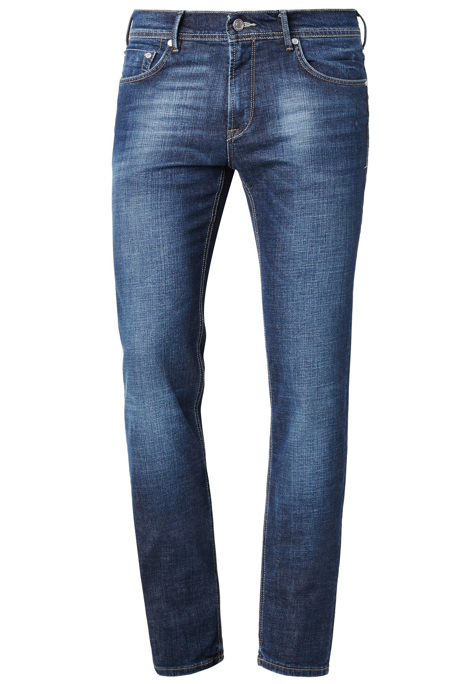 Baldessarini Jack Regular Fit - Straight Leg -farkut Blau