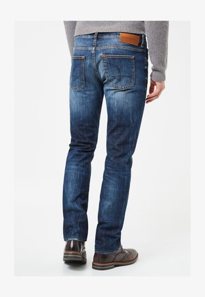 JOHN - Straight leg jeans - blau