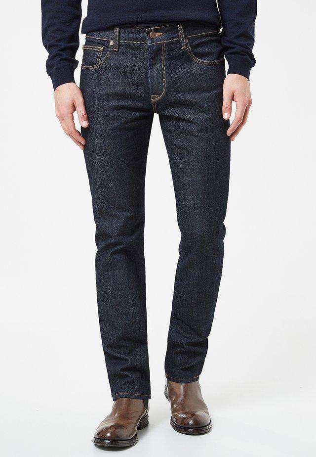 JOHN - Jeansy Straight Leg - blue