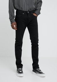 Baldessarini - Jeans Slim Fit - black denim - 0