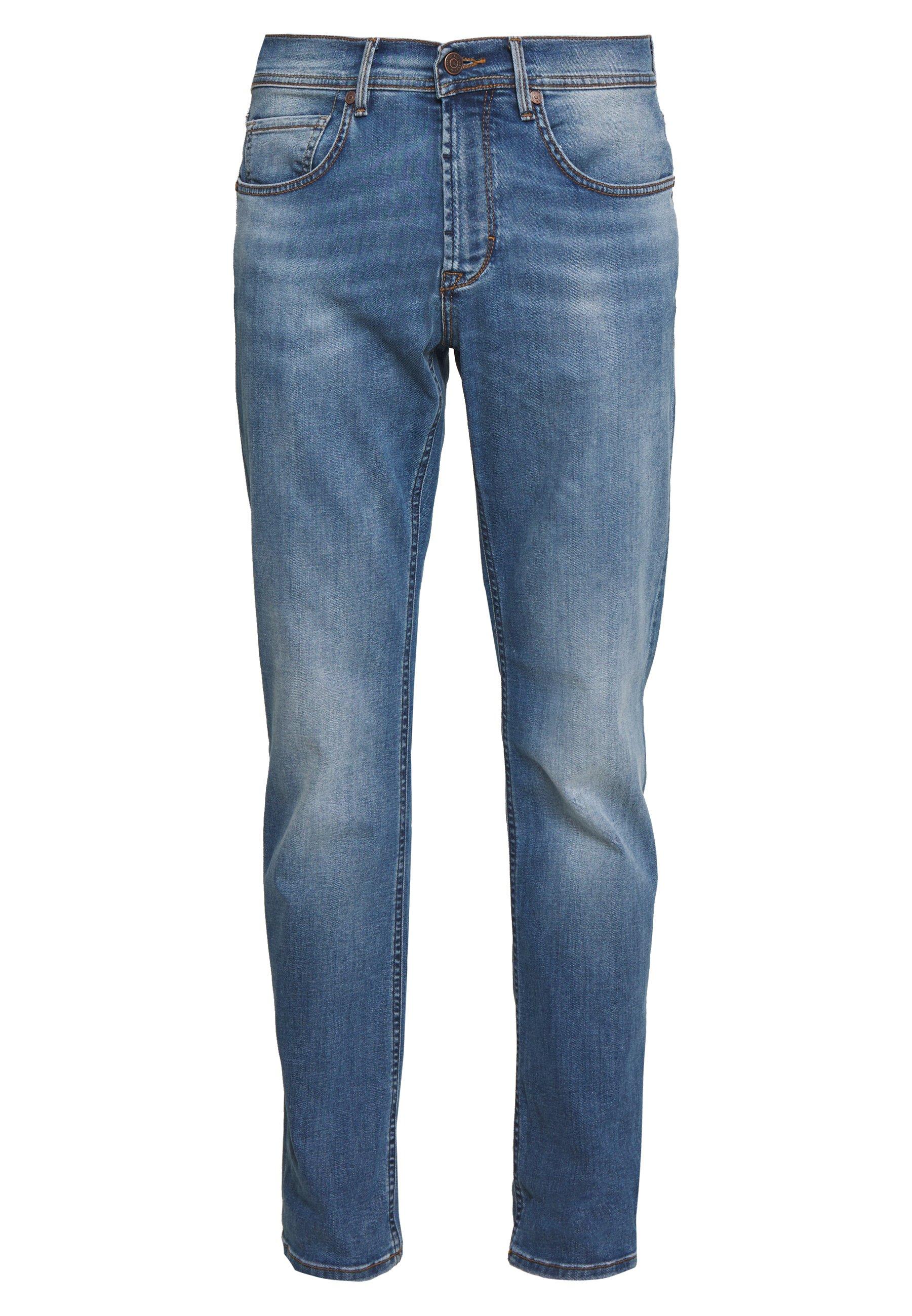 baldessarini jack jeans straight leg blau