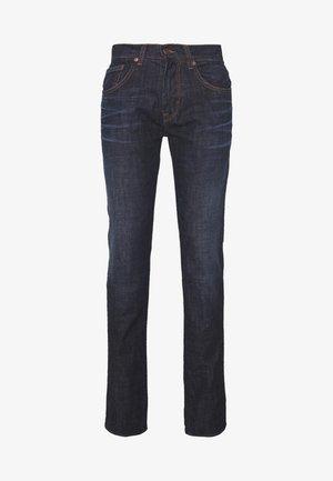 JOHN - Straight leg jeans - dark blue