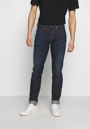 JOHN - Straight leg jeans - dark blue