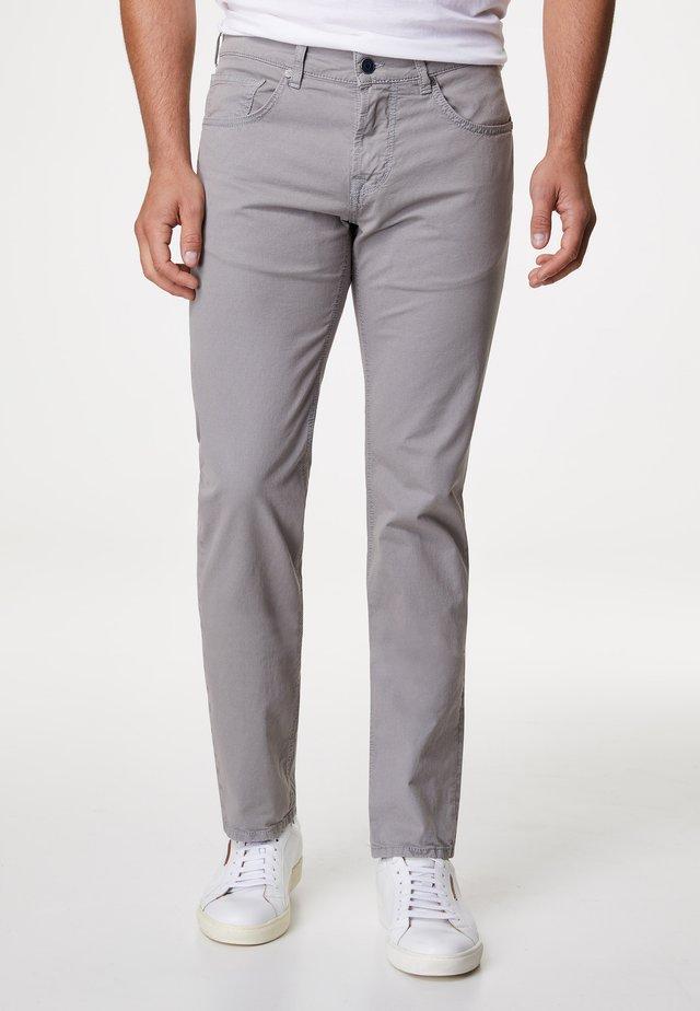 Stoffhose - light grey