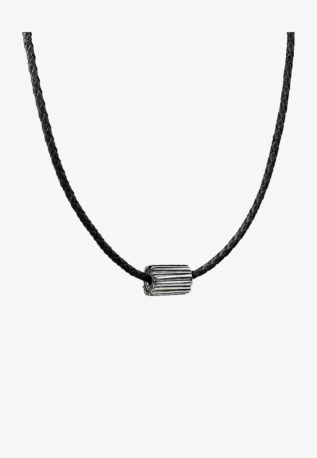 Halskette - schwarz