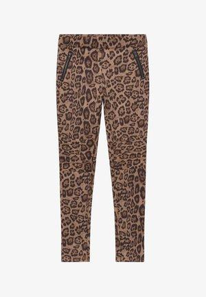 PIPER BIKER  - Legging - leopard