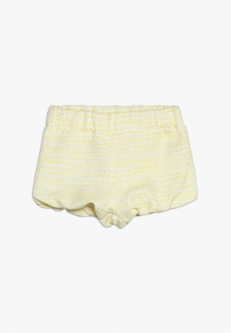 Bardot Junior - BUBBLE BABY - Shortsit - pastel yellow