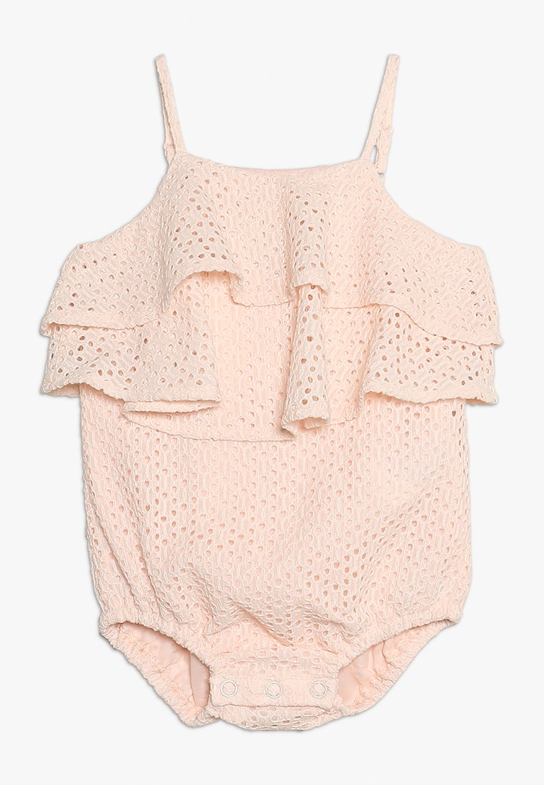 Bardot Junior - BUBBLE ROMPER BABY - Body - soft pink