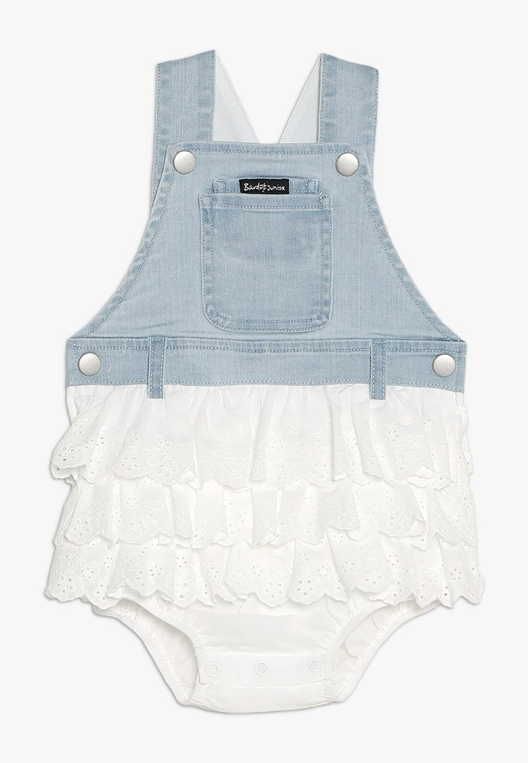 Bardot Junior - OVERALL GROW BABY - Mono - blue
