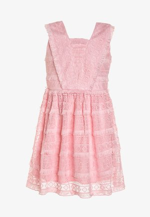 MANDY TEIRED DRESS - Cocktailjurk - orchid pink