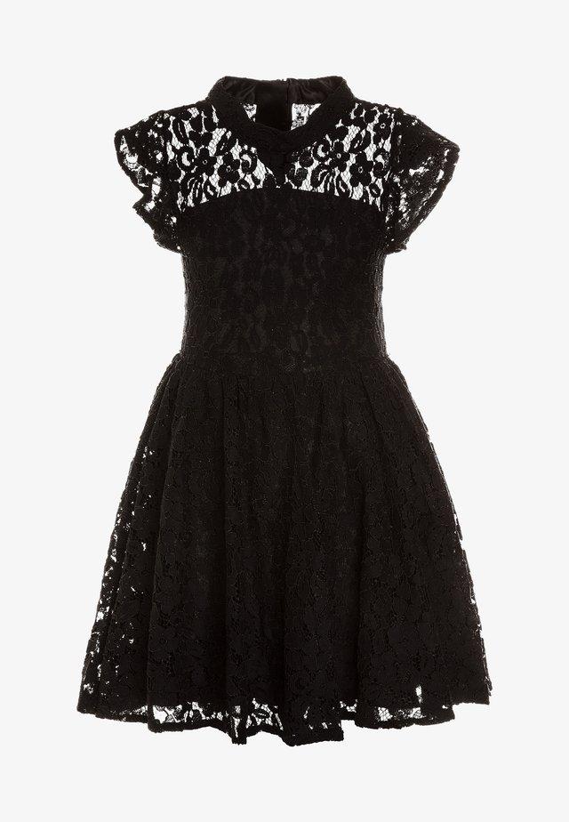 KATANA DRESS - Vestito elegante - jet black