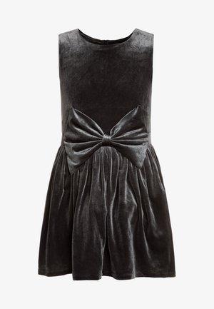 NAKITA BOW DRESS - Sukienka koktajlowa - slate