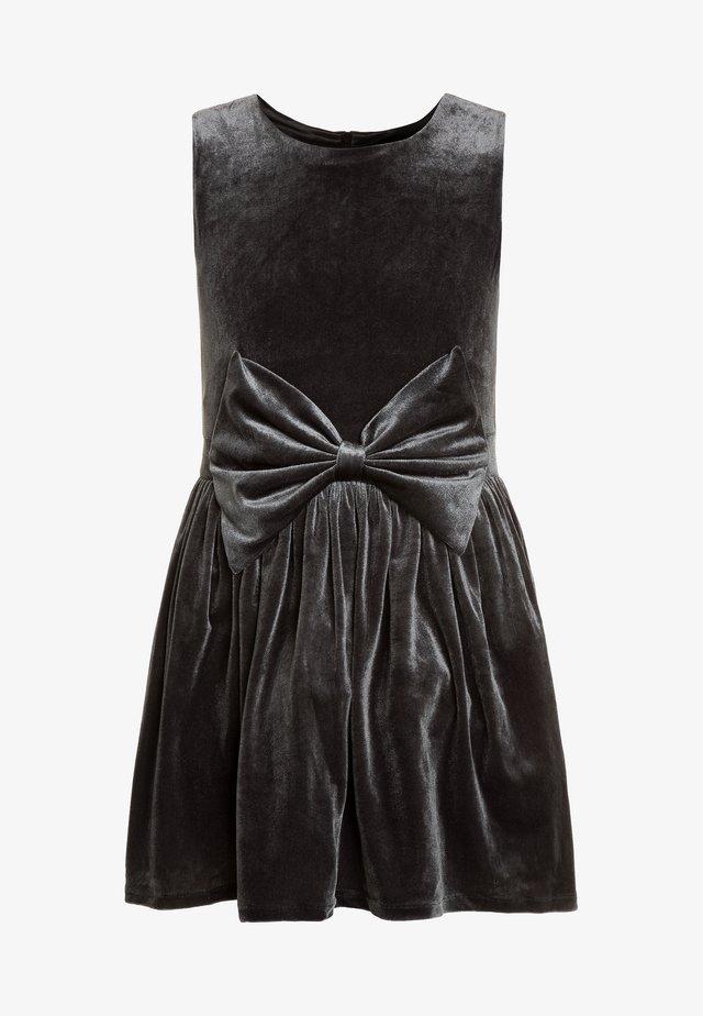 NAKITA BOW DRESS - Cocktailkjoler / festkjoler - slate