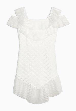 SOPHIE DRESS - Cocktailjurk - ivory
