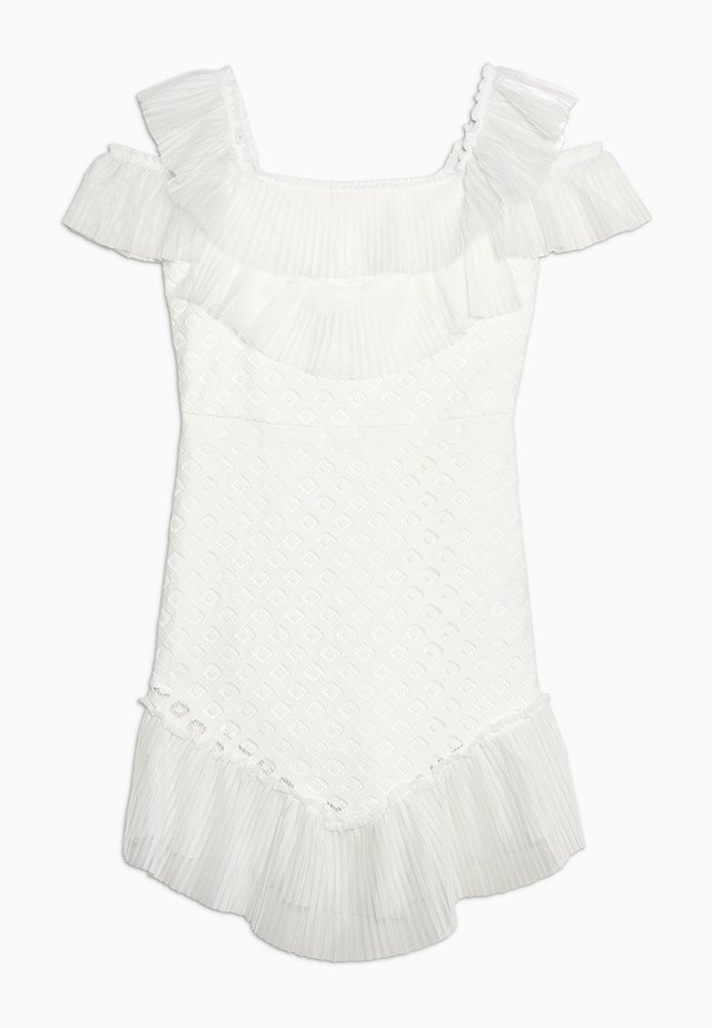 SOPHIE DRESS - Cocktailkleid/festliches Kleid - ivory