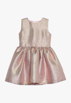 NOLA SHIMMER DRESS - Cocktailkjole - metallic pink