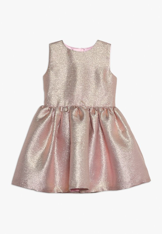 NOLA SHIMMER DRESS - Cocktailkjoler / festkjoler - metallic pink