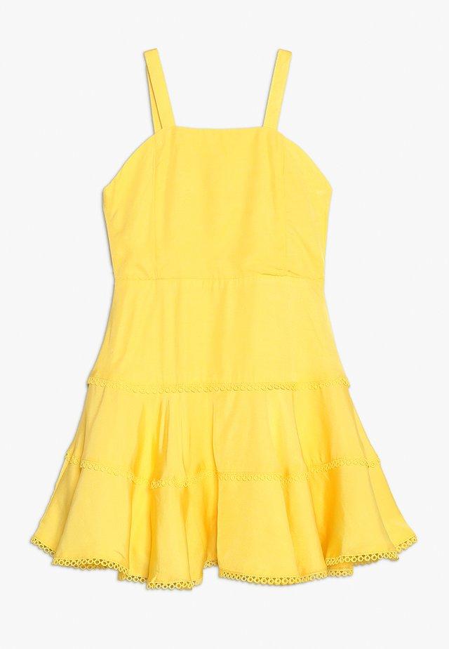 PRIANO TRIM DRESS - Vestito estivo - dandelion