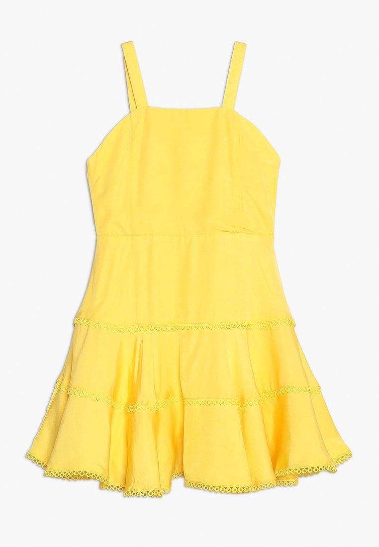 Bardot Junior - PRIANO TRIM DRESS - Korte jurk - dandelion