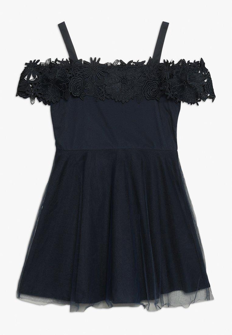 Bardot Junior - NOLA BARDOT DRESS - Cocktailkleid/festliches Kleid - navy