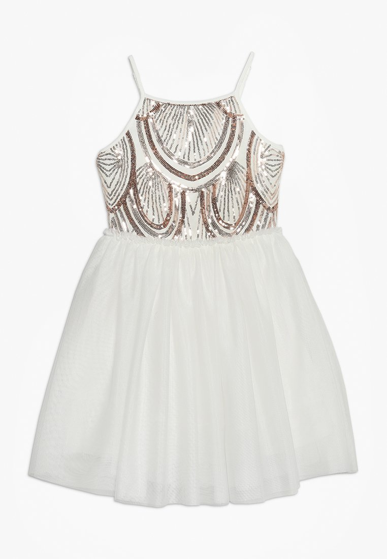 Bardot Junior - MEIKA TUTU DRESS - Cocktailkleid/festliches Kleid - white